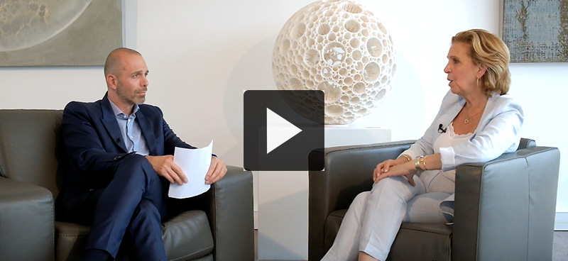 «Conversation avec» Michèle Sabban