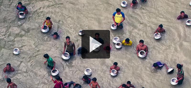 Bangladesh de Yann Arthus-Bertrand et Anastasia Mikova