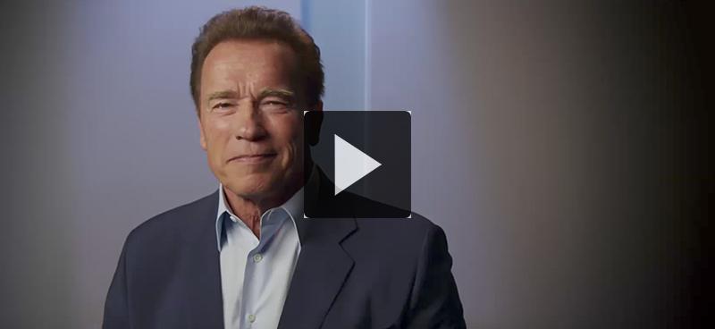 Arnold Schwarzenegger sera le narrateur de Wonders Of The Sea 3D