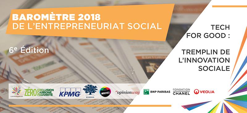 barometre Entrepreneuriat social