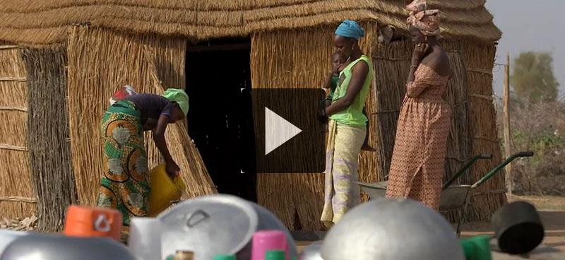 Des citernes pour faciliter l'accès à l'eau dans le Sahel