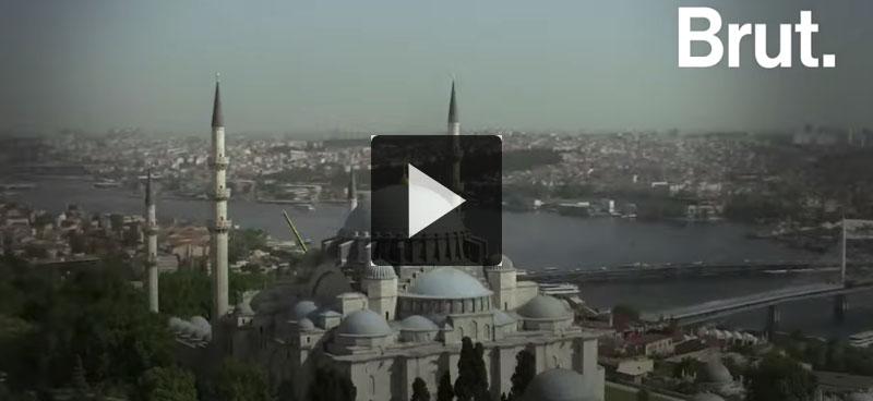 Istanbul: des bouteilles plastiques vides contre des trajets en métro