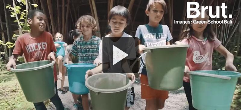 Green School de Bali, l'école la plus écolo du monde