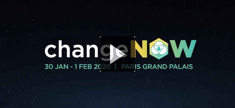 Change NOW: Official launch of the 2020 teaser