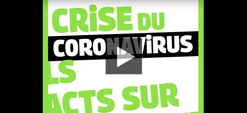 Coronavirus: quels impacts sur l'environnement?