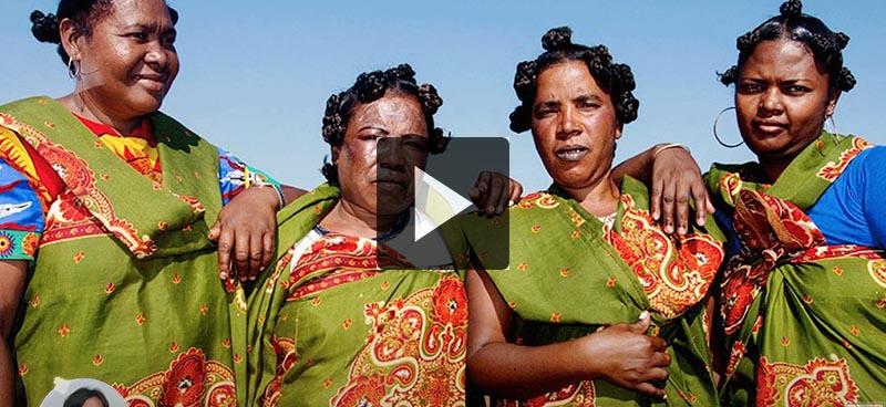 L'effet panda: les femmes solaires de Madagascar