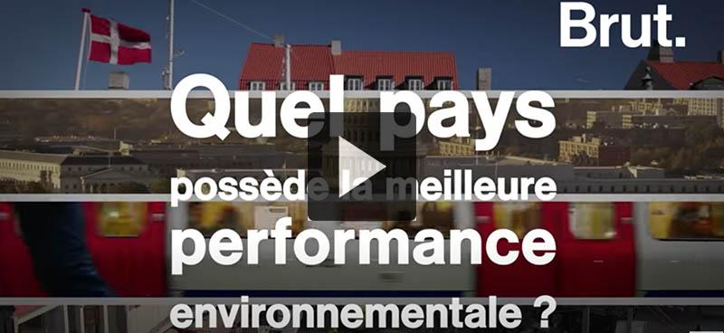 Quel pays possède la meilleure performance environnementale?