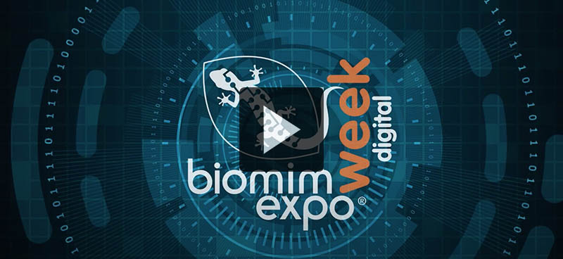 Biomim'expo devient la Biomim'week ! 100% digital