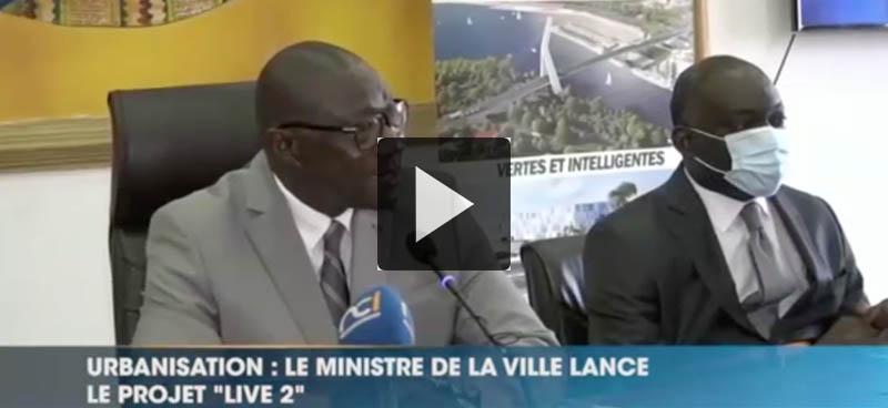 Abidjan : top départ du projet LIVES²